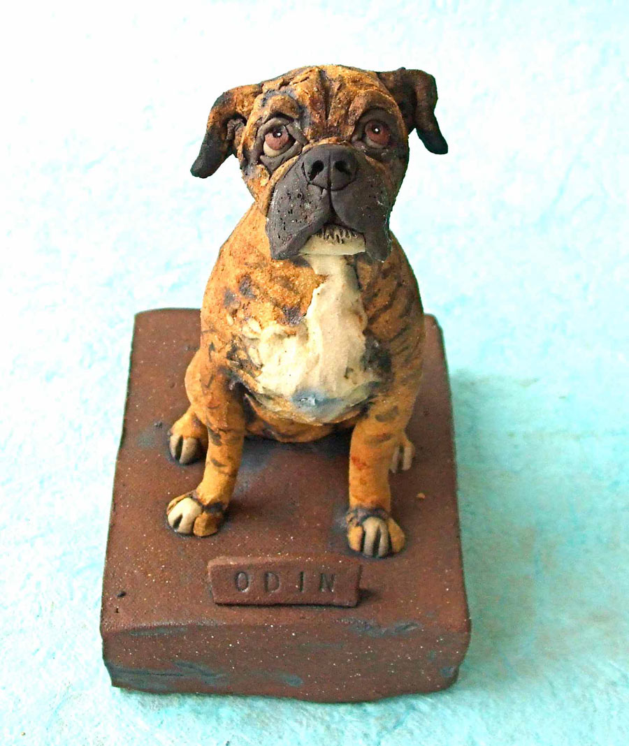 Custom Pet Sculpture