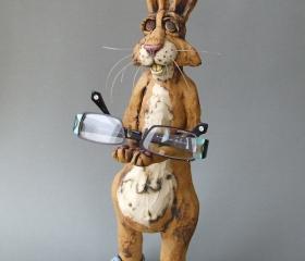 Rabbit in Chucks