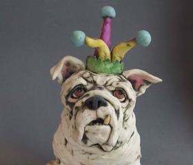Bulldog Jester