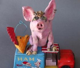 Ham Truck