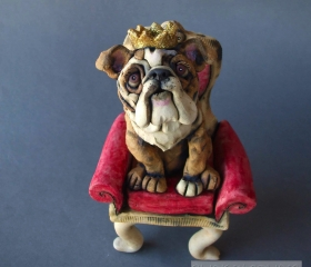 Bulldog Queen