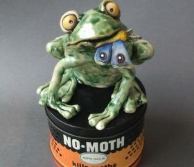 Moth Eater Frog