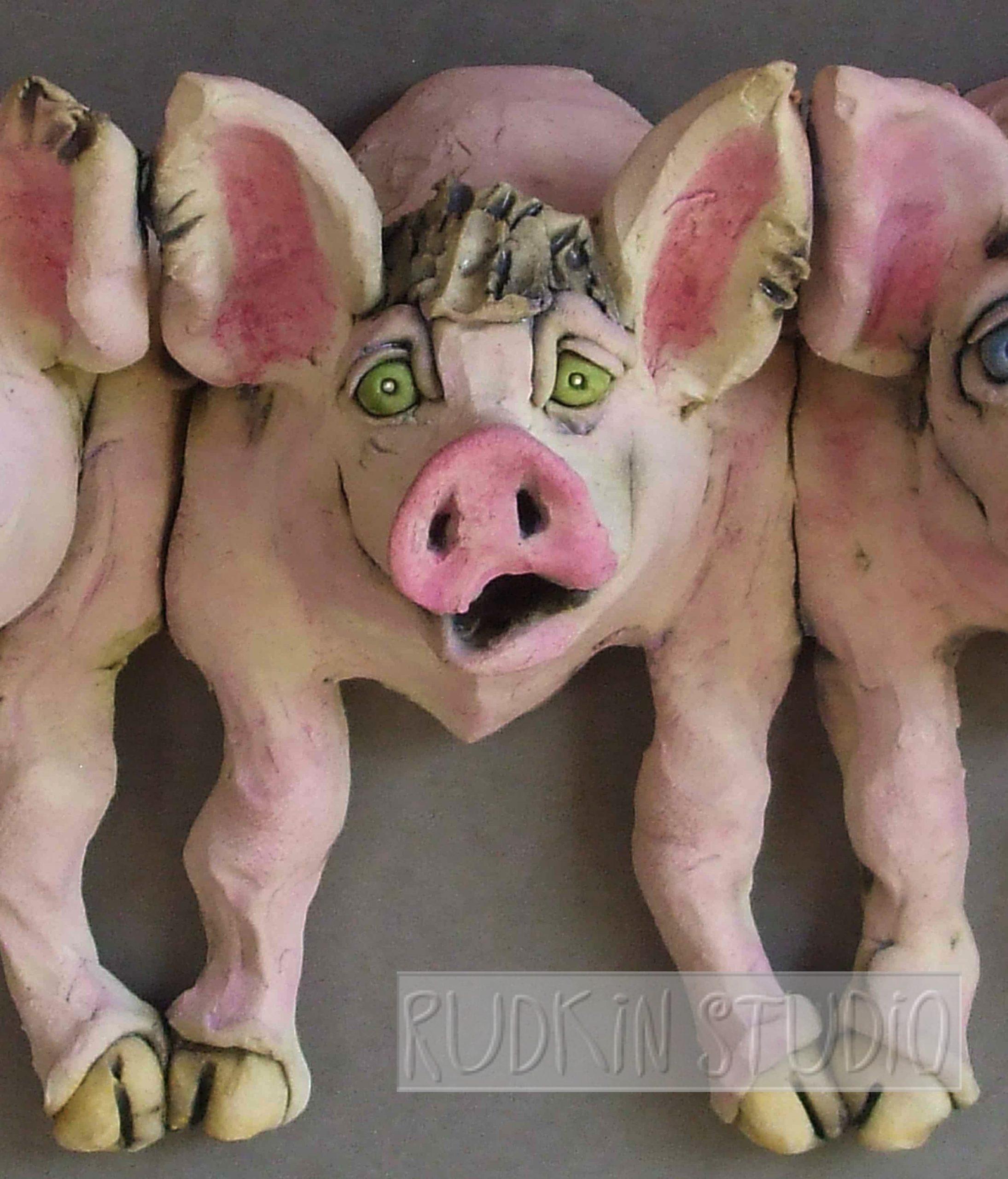 Three Little Pigs 2c