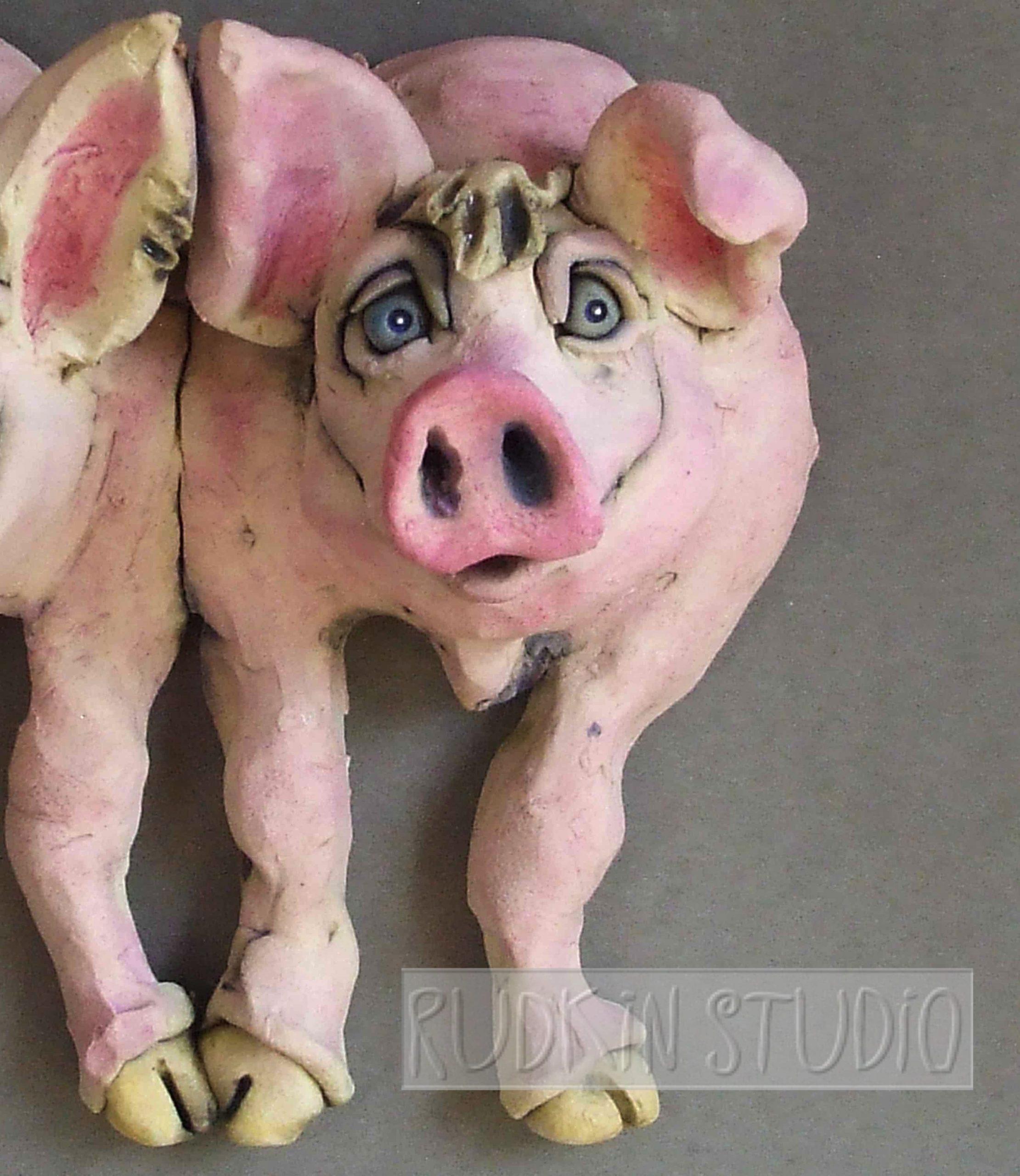 Three Little Pigs 2d