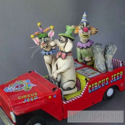 Circus Jeep 2