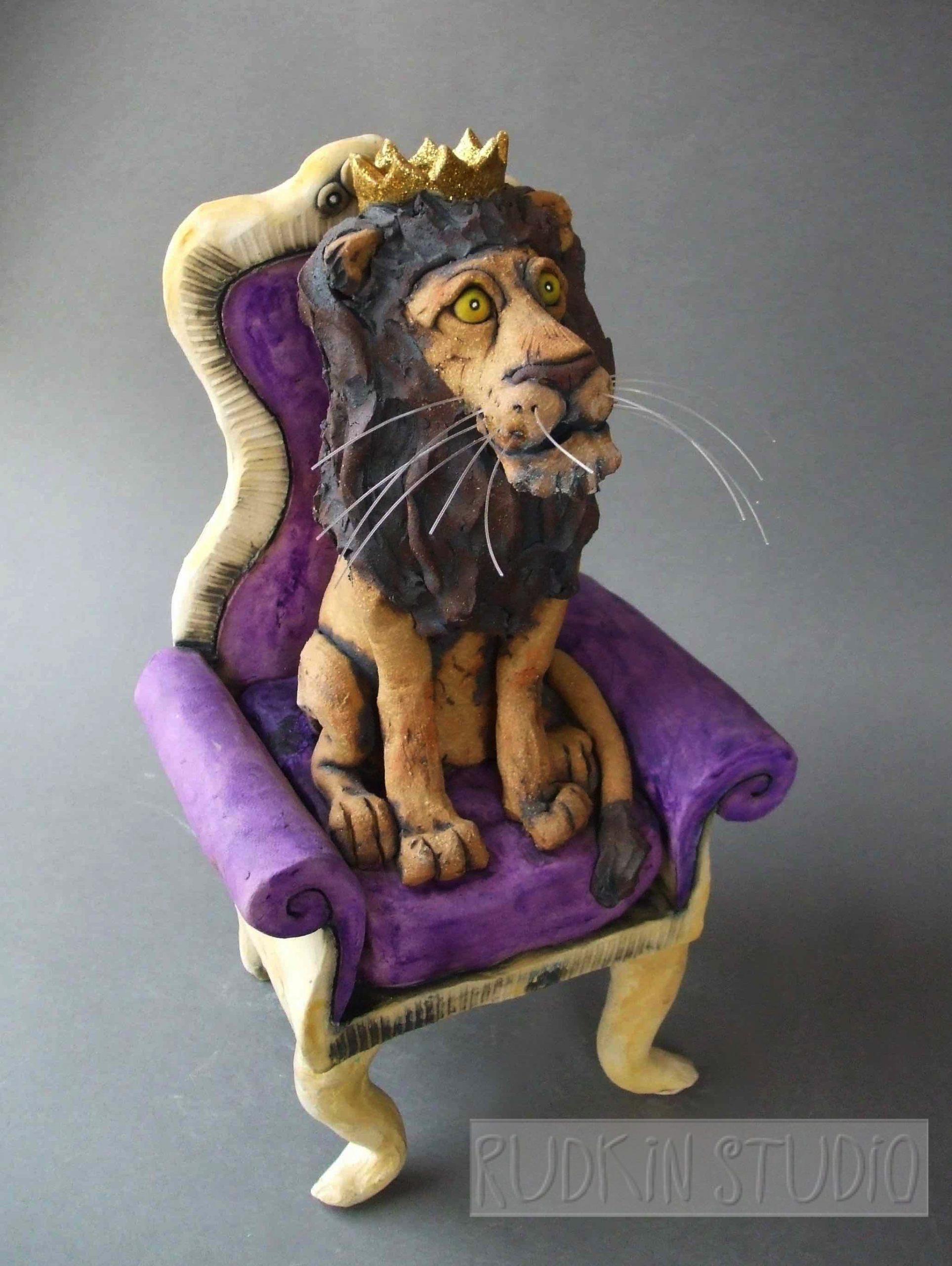 Lion King Side