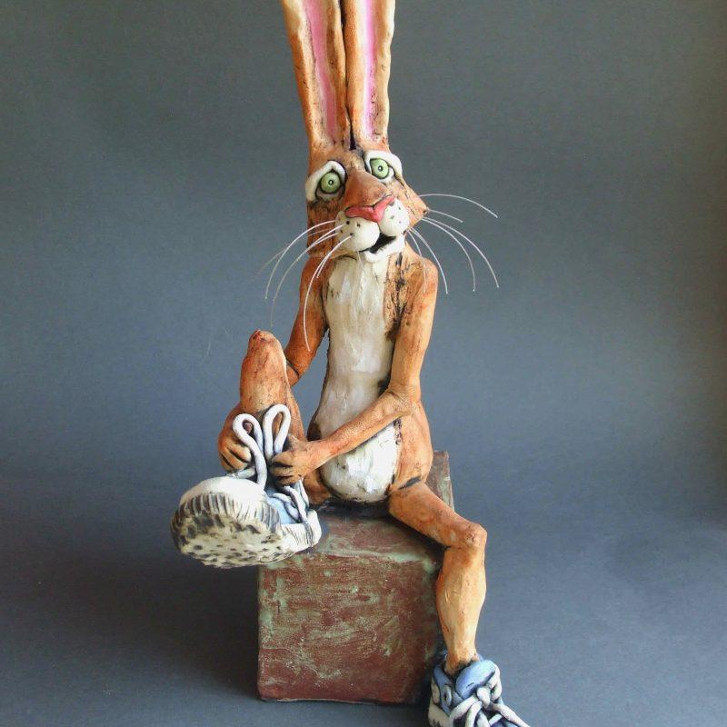Race Ready Rabbit